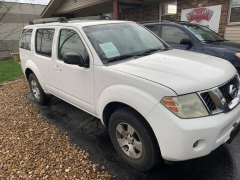 2008 Nissan Pathfinder for sale at Indy Motorsports in St. Charles MO