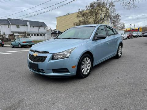 2011 Chevrolet Cruze for sale at Kapos Auto, Inc. in Ridgewood, Queens NY