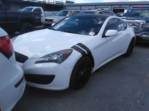 2012 Hyundai Genesis Coupe for sale at Don Auto World in Houston TX