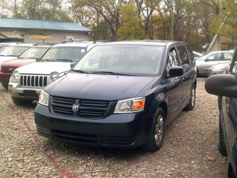 2008 Dodge Grand Caravan for sale at WEINLE MOTORSPORTS in Cleves OH
