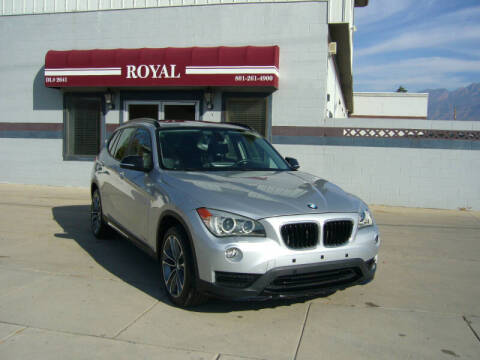 2015 BMW X1 for sale at Royal Auto Inc in Murray UT