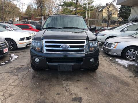 2011 Ford Expedition for sale at Six Brothers Auto Sales in Youngstown OH