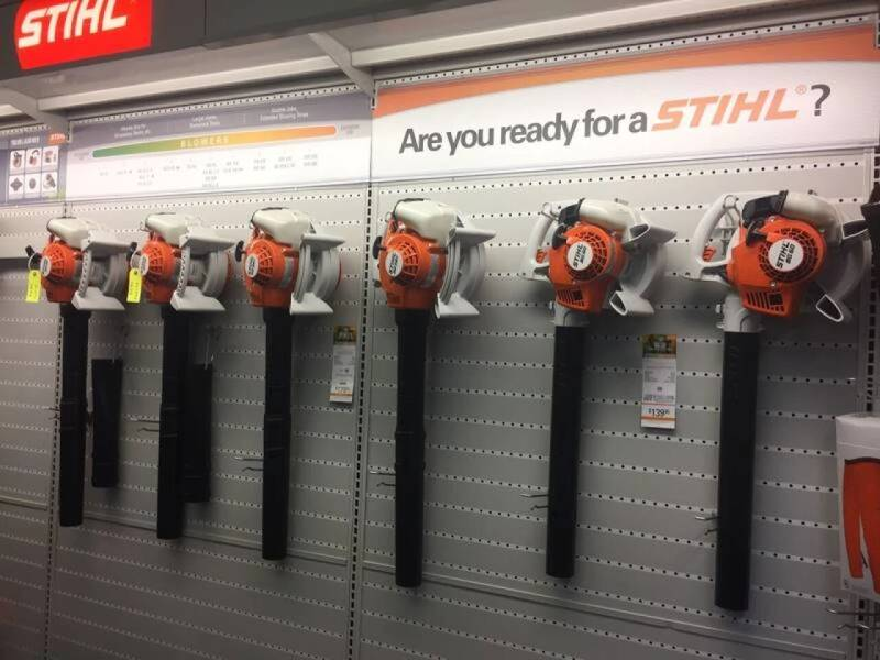 Stihl Blowers for sale at JFS POWER EQUIPMENT in Sims NC