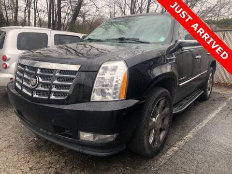 2012 Cadillac Escalade for sale at Brandon Reeves Auto World in Monroe NC