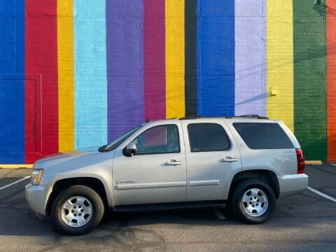 2007 Chevrolet Tahoe for sale at JOSE MESA AUTO WHOLESALE , LLC in Portland OR