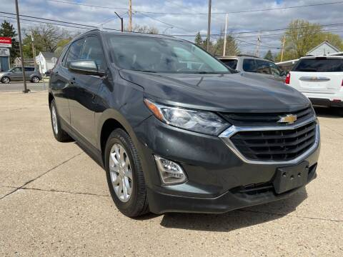 2020 Chevrolet Equinox for sale at Auto Gallery LLC in Burlington WI
