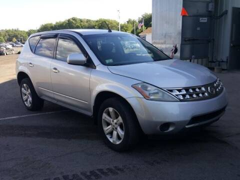 2007 Nissan Murano for sale at Mobility Solutions in Newburgh NY