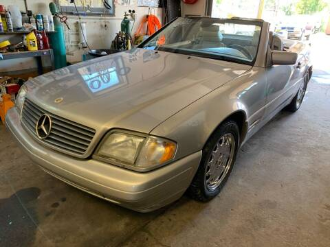 1998 Mercedes-Benz SL-Class for sale at 51 Auto Sales Ltd in Portage WI