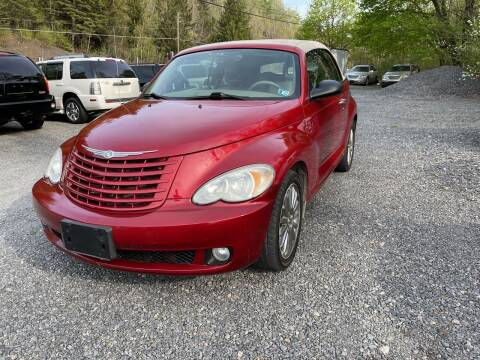 2008 Chrysler PT Cruiser for sale at JM Auto Sales in Shenandoah PA