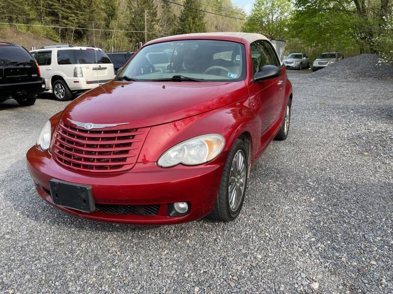 2008 Chrysler PT Cruiser for sale at JM Auto Sales in Shenandoah PA