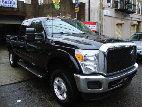 2012 Ford F-250 Super Duty for sale at Discount Auto Sales in Passaic NJ