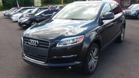 2007 Audi Q7 for sale at NJ Quality Auto Sales LLC in Richmond IL