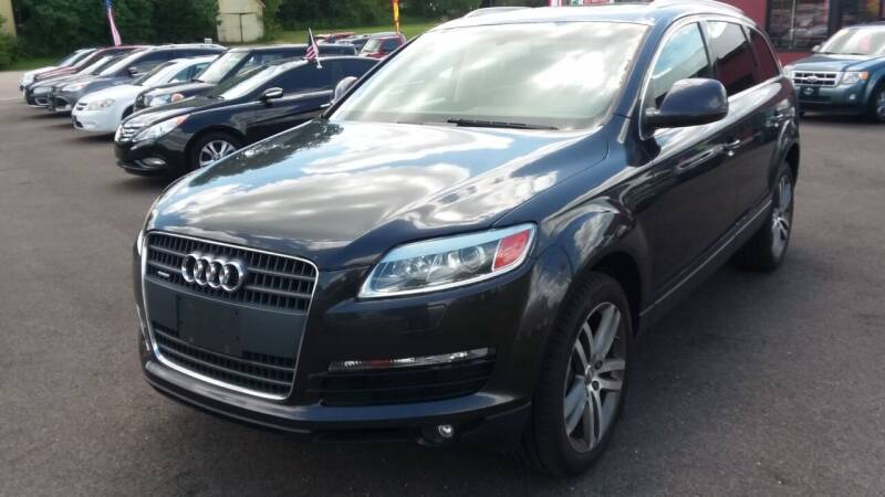 2007 Audi Q7 for sale at NJ Quality Auto Sales LLC in Richmond IL