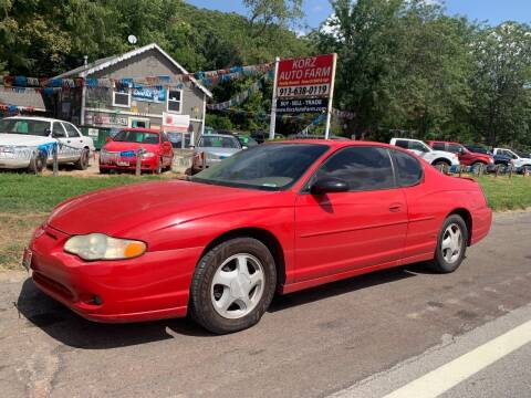 2004 Chevrolet Monte Carlo for sale at Korz Auto Farm in Kansas City KS