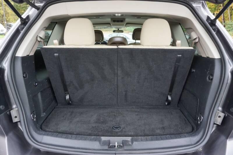 2017 Dodge Journey AWD SXT 4dr SUV - Mount Vernon OH