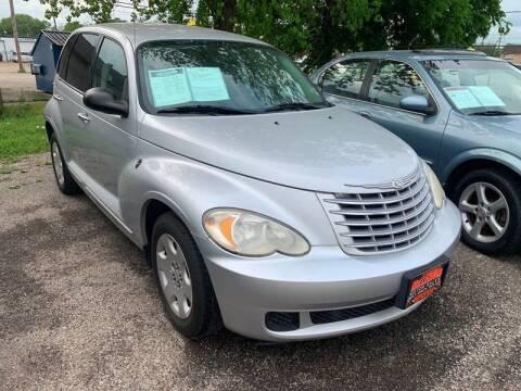 2007 Chrysler PT Cruiser for sale at MILLENIUM MOTOR SALES, INC. in Rosenberg TX