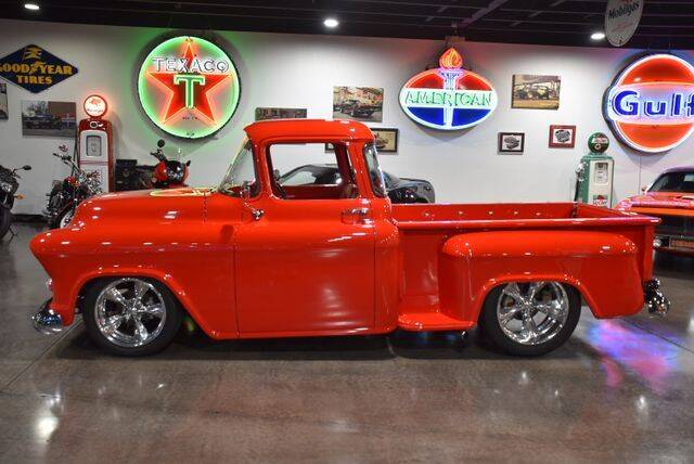 1955 Chevrolet C/K 20 Series for sale at Choice Auto & Truck Sales in Payson AZ