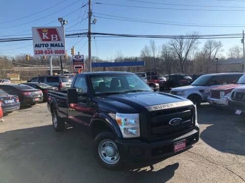 2011 Ford F-250 Super Duty for sale at KB Auto Mall LLC in Akron OH