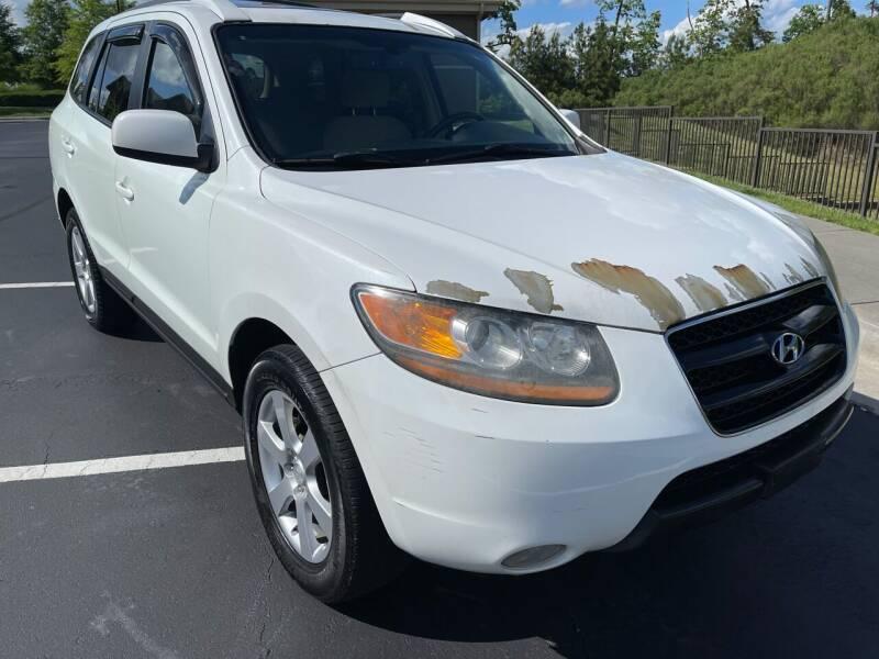 2009 Hyundai Santa Fe for sale at LA 12 Motors in Durham NC