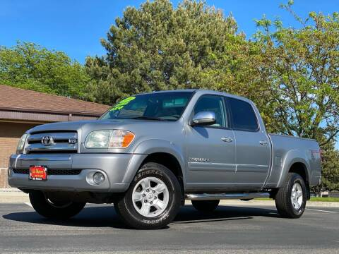2006 Toyota Tundra for sale at ALIC MOTORS in Boise ID