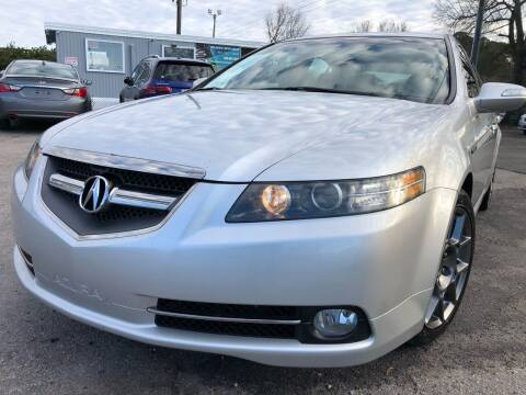 2007 Acura TL for sale at Atlantic Auto Sales in Garner NC