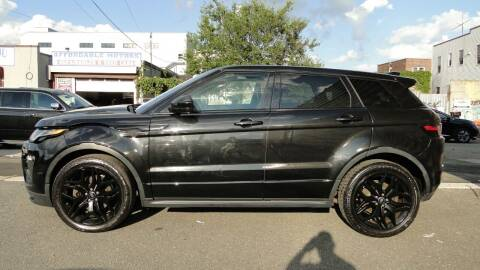 2016 Land Rover Range Rover Evoque for sale at AFFORDABLE MOTORS OF BROOKLYN in Brooklyn NY