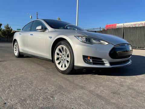 2014 Tesla Model S for sale at Boktor Motors in Las Vegas NV