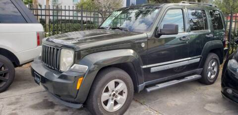 2010 Jeep Liberty for sale at Cars Plus in Sarasota FL