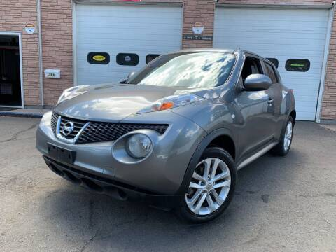 2012 Nissan JUKE for sale at West Haven Auto Sales in West Haven CT