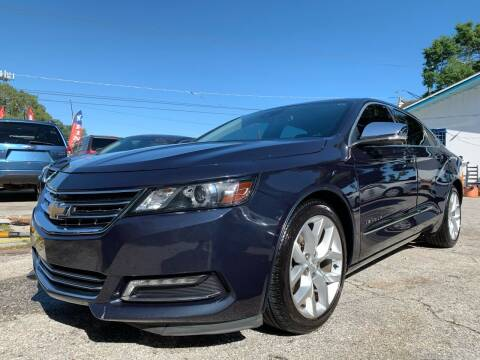 2015 Chevrolet Impala for sale at Always Approved Autos in Tampa FL