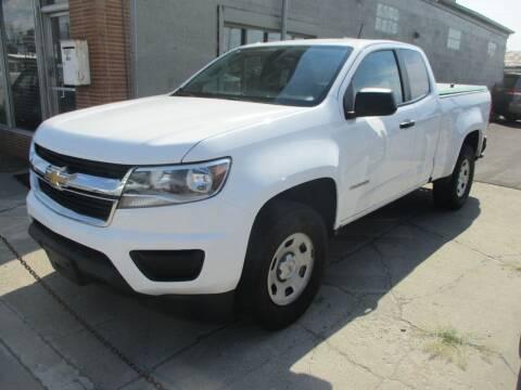 2019 Chevrolet Colorado for sale at Major Car Inc in Murray UT
