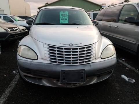 2001 Chrysler PT Cruiser for sale at 2 Way Auto Sales in Spokane Valley WA