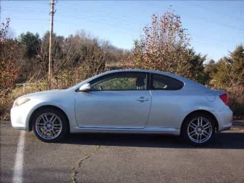 2007 Scion tC for sale at Broadway Motors LLC in Broadway VA