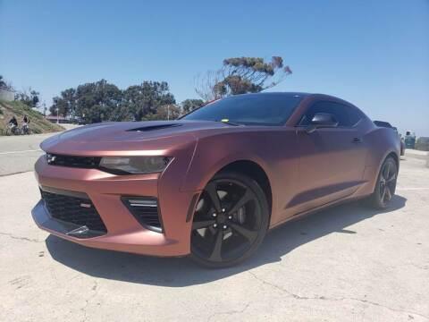 2017 Chevrolet Camaro for sale at L.A. Vice Motors in San Pedro CA