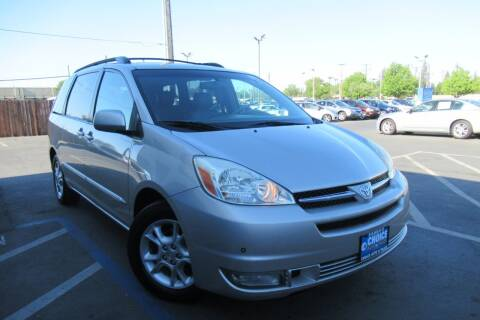 2004 Toyota Sienna for sale at Choice Auto & Truck in Sacramento CA