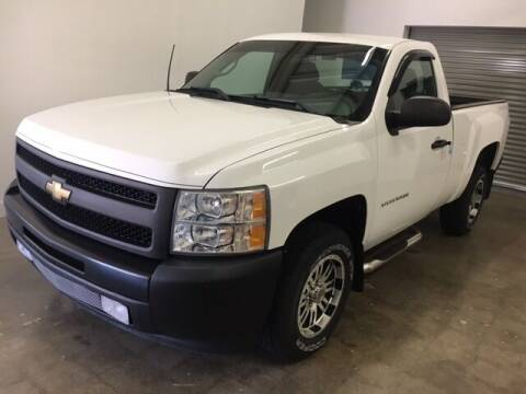 2011 Chevrolet Silverado 1500 for sale at CHAGRIN VALLEY AUTO BROKERS INC in Cleveland OH