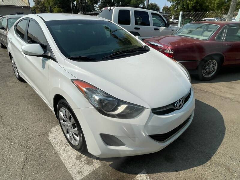 2011 Hyundai Elantra for sale at River City Auto Sales Inc in West Sacramento CA