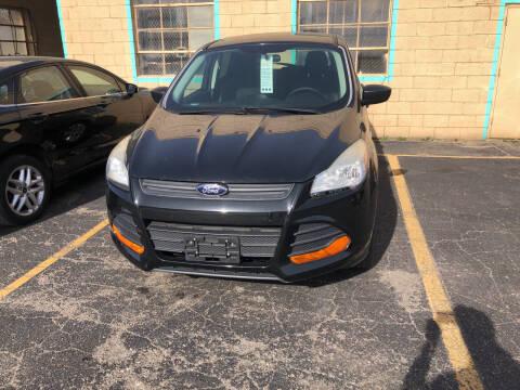 2017 Ford Escape for sale at National Auto Sales Inc. - Hazel Park Lot in Hazel Park MI