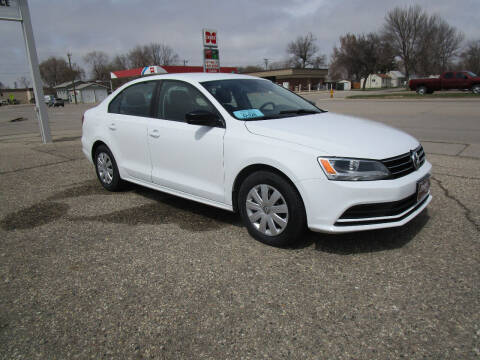 2016 Volkswagen Jetta for sale at Padgett Auto Sales in Aberdeen SD
