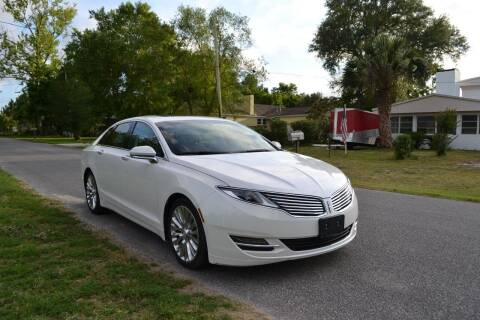 2013 Lincoln MKZ for sale at Car Bazaar in Pensacola FL