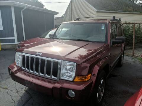 2008 Jeep Commander for sale at Richland Motors in Cleveland OH