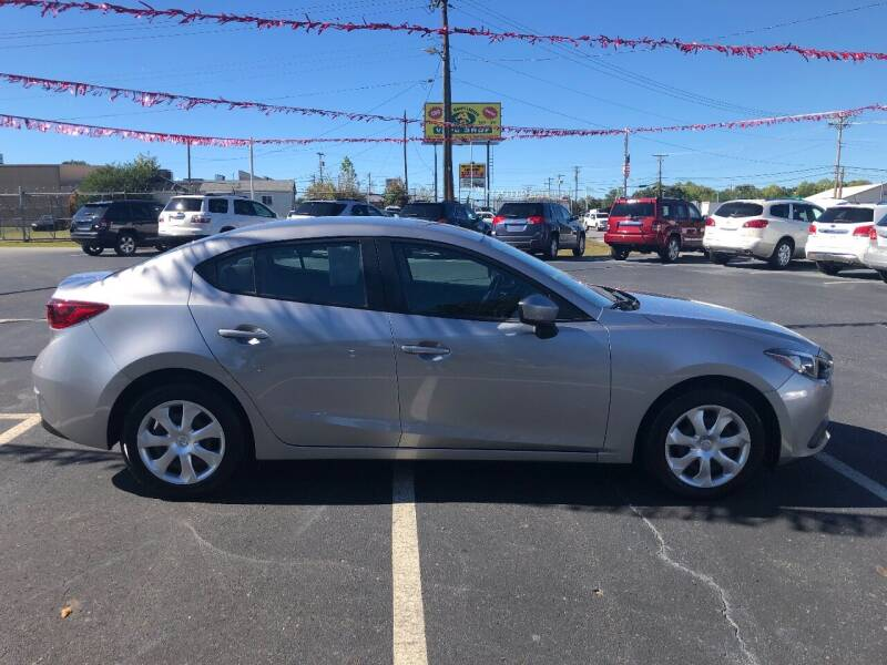 2015 Mazda MAZDA3 for sale at Kenny's Auto Sales Inc. in Lowell NC