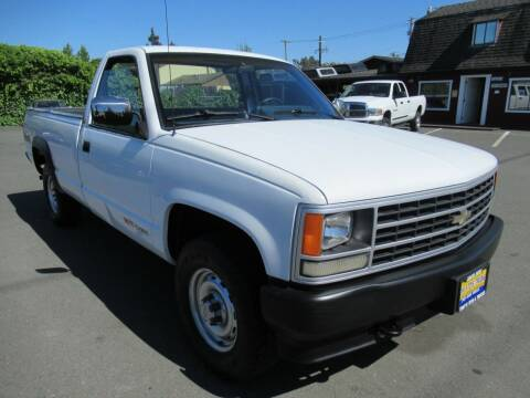 1991 Chevrolet C/K 1500 Series for sale at Tonys Toys and Trucks in Santa Rosa CA