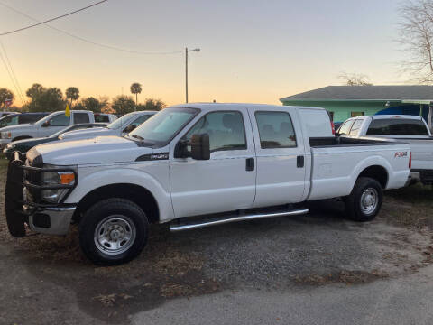 2013 Ford F-250 Super Duty for sale at Harbor Oaks Auto Sales in Port Orange FL