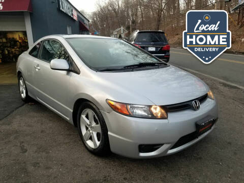 2008 Honda Civic for sale at Bloomingdale Auto Group - The Car House in Butler NJ