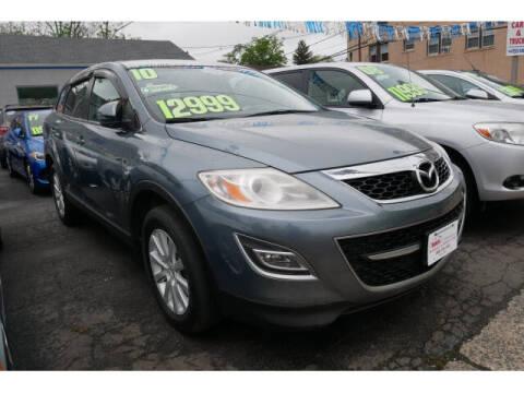 2010 Mazda CX-9 for sale at M & R Auto Sales INC. in North Plainfield NJ
