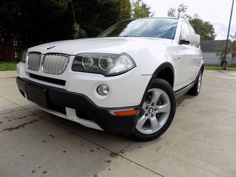 2008 BMW X3 for sale at A1 Group Inc in Portland OR