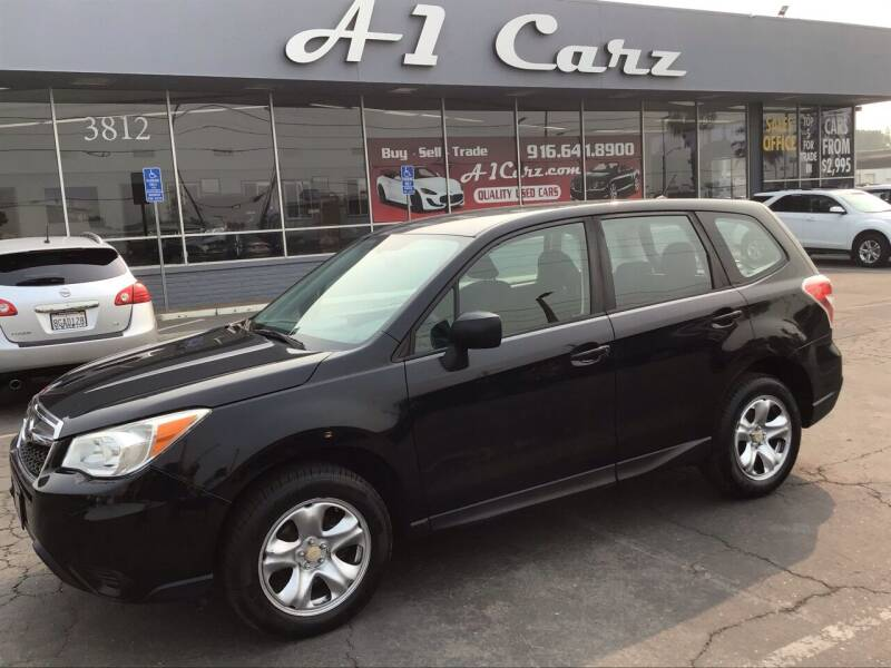 2014 Subaru Forester for sale at A1 Carz, Inc in Sacramento CA