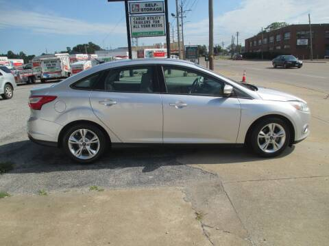 2014 Ford Focus for sale at 3A Auto Sales in Carbondale IL