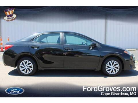 2019 Toyota Corolla for sale at JACKSON FORD GROVES in Jackson MO